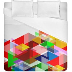 Graphics Cover Gradient Elements Duvet Cover (king Size) by Amaryn4rt