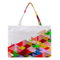 Graphics Cover Gradient Elements Medium Tote Bag by Amaryn4rt