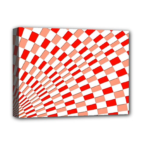 Graphics Pattern Design Abstract Deluxe Canvas 16  X 12   by Amaryn4rt