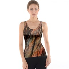 Texture Stone Rock Earth Tank Top