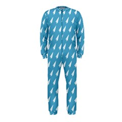 Air Pattern Onepiece Jumpsuit (kids) by Simbadda