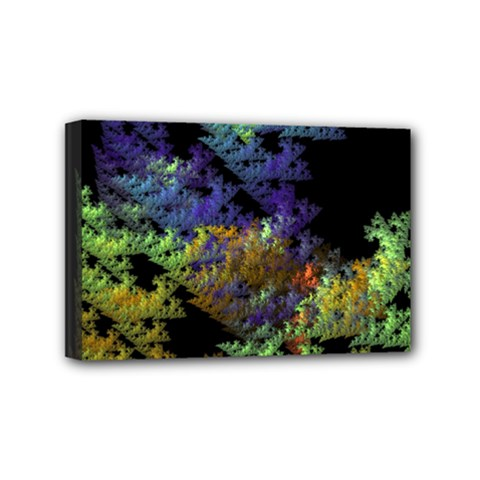 Fractal Forest Mini Canvas 6  X 4  by Simbadda