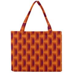 Fractal Multicolored Background Mini Tote Bag