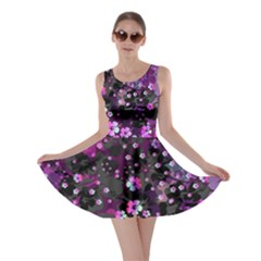 Magenta Hawaii Skater Dress by CoolDesigns