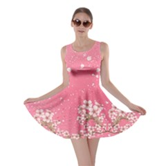 Blossom Pinky Skater Dress by CoolDesigns
