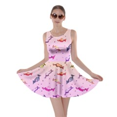 Pinky Candy Skater Dress by CoolDesigns