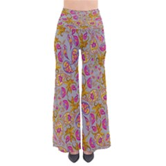 Graypaisley Chic Palazzo Pants by CoolDesigns