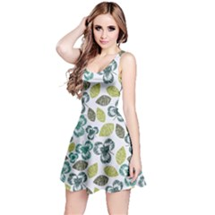 Shamrock Light Reversible Sleeveless Dress