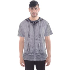Faux Sweater Gray Men s Sport Mesh Tee by CoolDesigns
