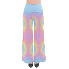 Rainbow2 Tie Dye Palazzo Pants by CoolDesigns
