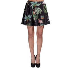 Forest Star Night Skater Skirt by CoolDesigns