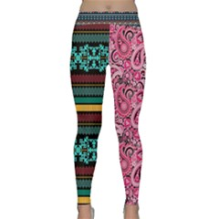 C114 01 Classic Yoga Leggings by CoolDesigns