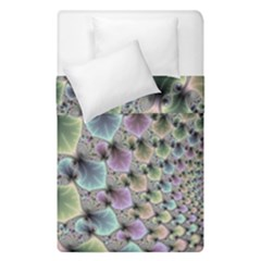 Beautiful Image Fractal Vortex Duvet Cover Double Side (Single Size) by Simbadda