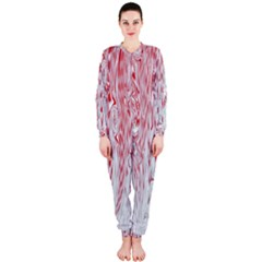 Abstract Swirling Pattern Background Wallpaper Pattern Onepiece Jumpsuit (ladies)