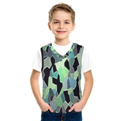 Wallpaper Background With Lighted Pattern Kids  Sportswear by Nexatart
