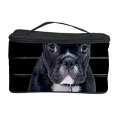 Bad dog Cosmetic Storage Case by Valentinaart