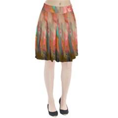 Painting          Pleated Skirt