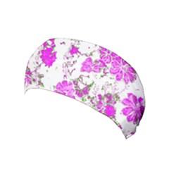 Floral Dreams 12 F Yoga Headband