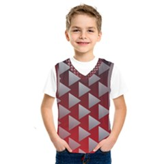 Netflix Play Button Pattern Kids  Sportswear by Nexatart