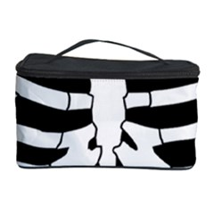 X Ray Cosmetic Storage Case by Valentinaart