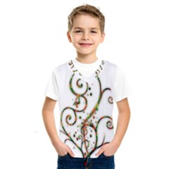Scroll Magic Fantasy Design Kids  Sportswear by Nexatart