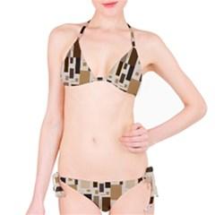 Pattern Wallpaper Patterns Abstract Bikini Set