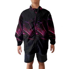 Pattern Design Abstract Background Wind Breaker (kids) by Nexatart