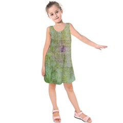 Grunge texture              Kid s Sleeveless Dress