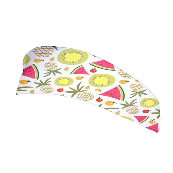 Summer Fruits Pattern Stretchable Headband