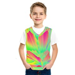 Screen Random Images Shadow Green Yellow Rainbow Light Kids  Sportswear by Mariart