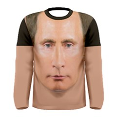 Vladimir Putin    Men s Long Sleeve Tee
