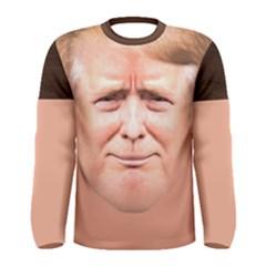 Donald Trump    Men s Long Sleeve Tee