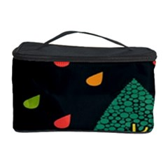 Vector Color Tree Cosmetic Storage Case by BangZart