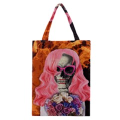Bride From Hell Classic Tote Bag by Valentinaart