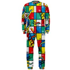 Snakes And Ladders Onepiece Jumpsuit (men)