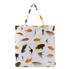 Goldfish Grocery Tote Bag
