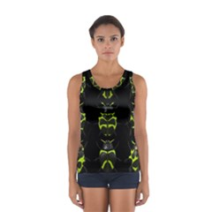 Beetles Insects Bugs Sport Tank Top