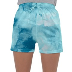 Ombre Sleepwear Shorts by ValentinaDesign
