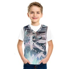 Explosion Background Dark  Kids  Sportswear by amphoto