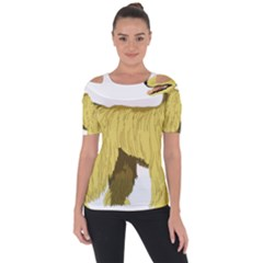 Afghan Hound Art Short Sleeve Top by TailWags