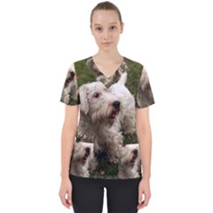 Sealyham Terrier Full Scrub Top by TailWags