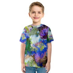 Color Mix Canvas                           Kid s Sport Mesh Tee