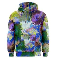 Color Mix Canvas                           Men s Pullover Hoodie