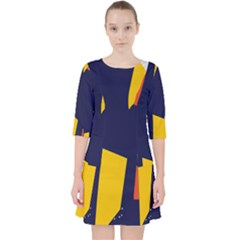 Slider Explore Further Pocket Dress by Mariart