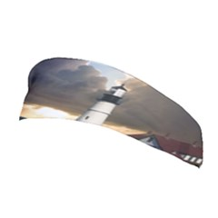 Lighthouse Beacon Light House Stretchable Headband