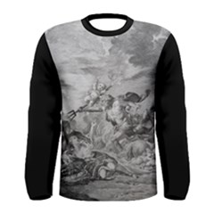 Forthright Men s Long Sleeve Tee by alphoto