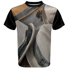 Meeting Men s Cotton Tee by alphoto