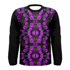 0410025009s Men s Long Sleeve Tee by OZarPurpleStore