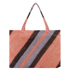 Fabric Textile Texture Surface Medium Tote Bag by Celenk