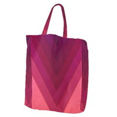 Tri 02 Giant Grocery Zipper Tote